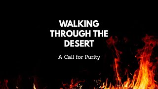 XA RGV - Walking Through the Wilderness - A Call to Purity