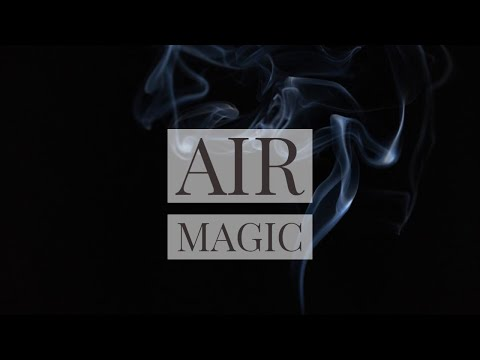 Air Magic | connecting with the element of air