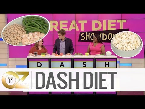The Pros and Cons of the DASH Diet