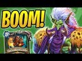 Beasts for Days! | Secret Boom-Zooka Hunter /w Zul'jin & Revenge of the Wild | Rastakhan's Rumble