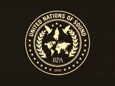 This Thing Called Life - Richard Ashcroft RPA & The United Nations of Sound