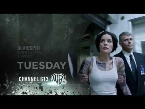 HyppTV: Blindspot Express From The U.S! - Premieres 22nd September 2015