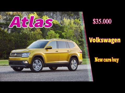 2019 volkswagen atlas cross sport concept | 2019 volkswagen atlas sel premium | new cars buy