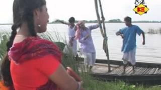 Bengali Folk Geet | Sundoira Naoer Majhi | Polli Geet Bangla Song | Krishna Music