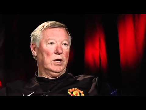 Sir Alex Ferguson on Paul Scholes and Gary Neville | Football Writers' Association
