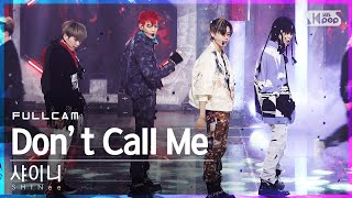 Download [안방1열 직캠4K] 샤이니 'Don't Call Me' 풀캠 (SHINee Full Cam)│@SBS Inkigayo_2021.02.28.