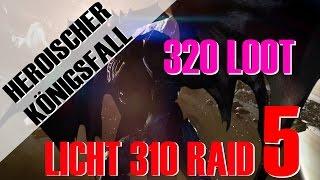 KÖNIGSFALL RAID HEROISCH #5 - GOLGOROTH - PERFEKTE TEAMLEISTUNG! | Deutsch | HD