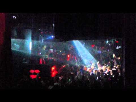 Afrojack drops Space Junk at Pacha NYC