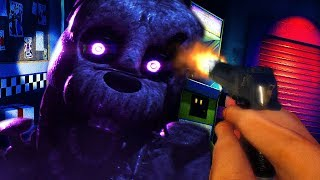 DESTROYING THE NEW ANIMATRONICS FOR GOOD!    Those Nights at Rachels 2 (STORY MODE)