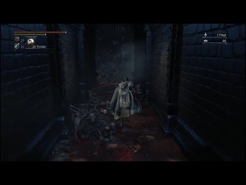 [TVPlays] Bloodborne: The Old Hunters - 6 - Unstoppable