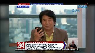 24 Oras: Willie Revillame helps tenant whose roof was removed by landlady