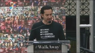#WalkAway March Brandon Straka