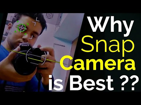 Why Snap Camera HDR Is The Best Camera App | Hindi - हिंदी