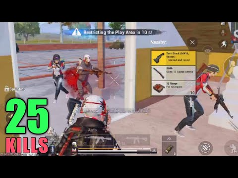 This Is Why AKM Is Overpowered | Solo Vs Squad | PUBG Mobile