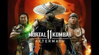 'Robocop' Vs 'Terminator' - Who's Better? Mortal Kombat 11: Aftermath Gameplay | #WeGotGame
