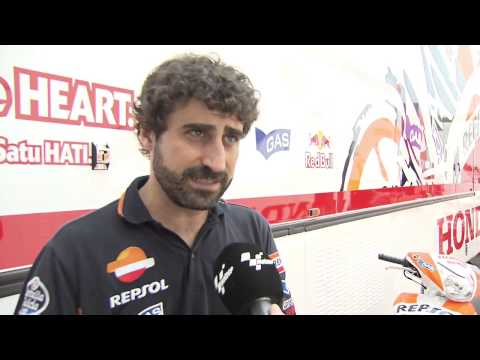 Assen 2014 - Honda Technical Preview