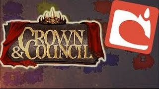 Crown and council - Mojang game - I HATE THE RED QUEEN