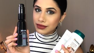 My UPDATED Skin & Haircare routine! | Malvika Sitlani