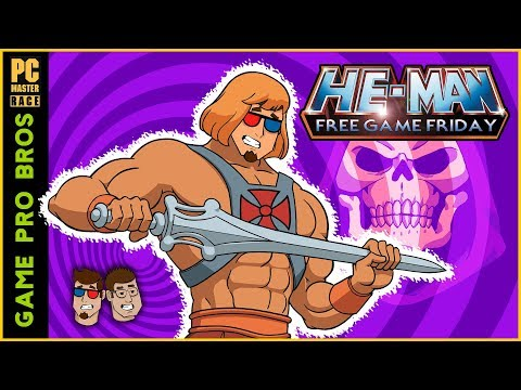 HE-MAN Masters Of The Universe - Free Game Friday