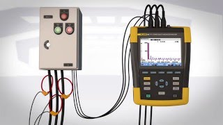 Fluke 438-II Power Quality and Motor Analyzer product overview