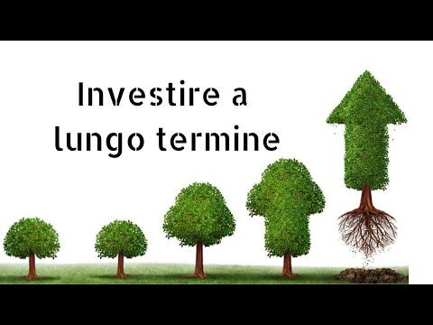 Come investire a lungo termine ⭕️ [Risultati Brutali]