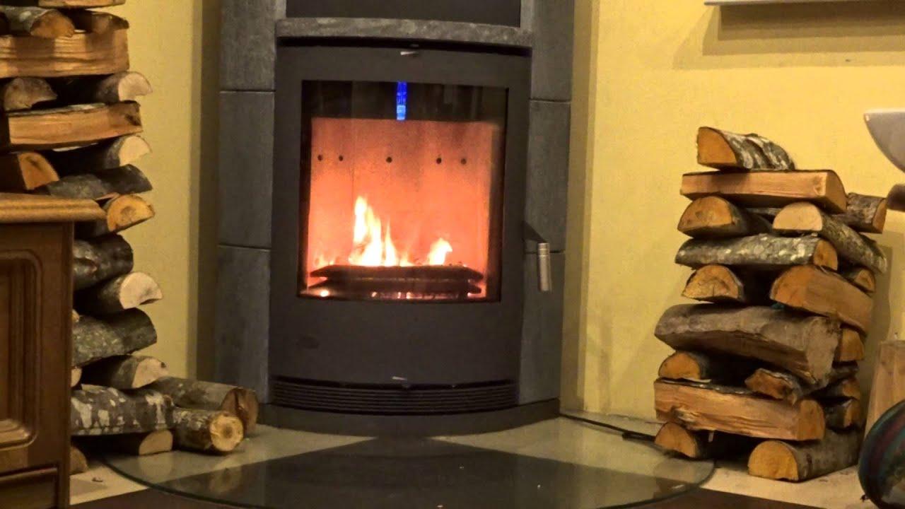 Fireplace Lyon Speckstein Youtube