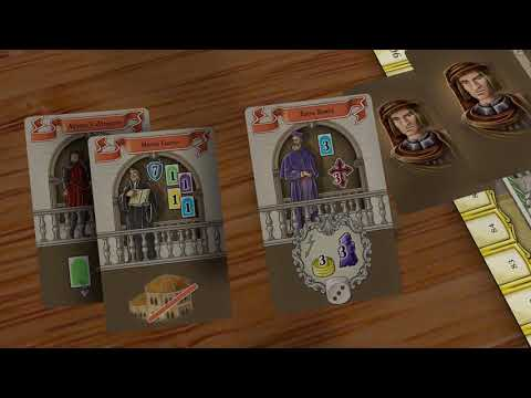 Lorenzo il Magnifico: Houses of Renaissance Teaser