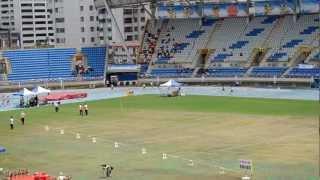 101年全國中等學校運動會(田徑400公尺跨欄)