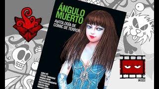 ÁNGULO MUERTO | ANTOLOGÍA DE TERROR | EDITORIAL ECC | ESPAÑOL | SERIOUS FRAME UNBOXING / REVIEW