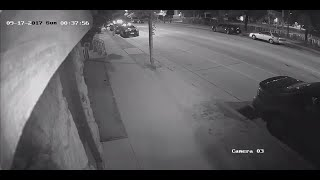 Raw video: Deadly State St. shooting captured on surveillance video
