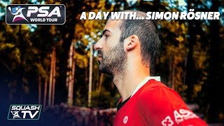 Squash: A Day With... Simon Rösner