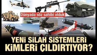 Yeni Silah Sistemleri Kimleri Çıldırtıyor  27.12.2018