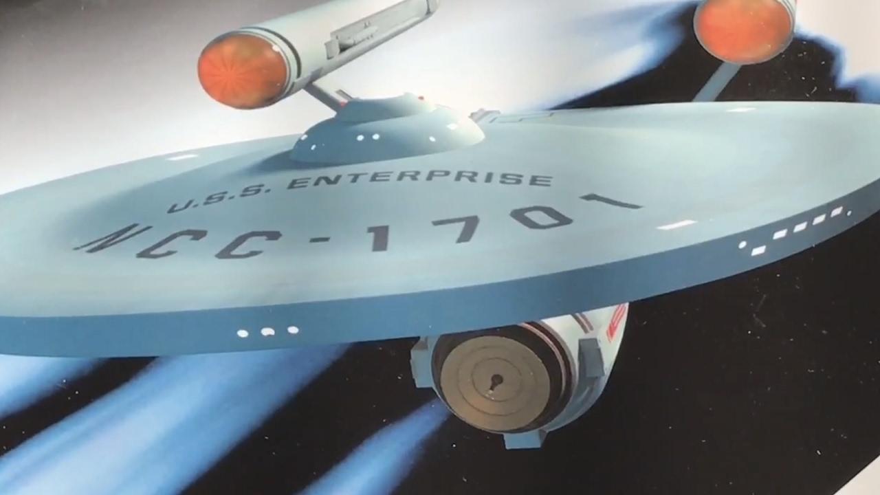 Eaglemoss STAR TREK Starships Collection #121 SS XHOSA NEW FREE SHIPPING