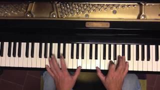 Tutorial piano y voz Amores se van marchando (Mari Trini)