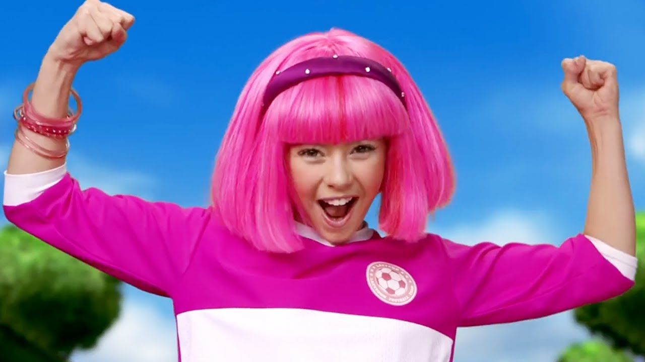 stephanie lazy town getting fucked