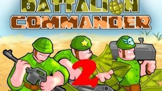 Free Game Tip - Battalion Commander 2