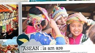 Asean Is Am Are 29/6/57 : ชุมชนชาวปะหล่อง ฐานปฏิบัติการบ้านนอแล ชายแดนไทย-เมียนร์ม่า