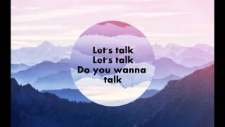 Talk old/first version - Coldplay - Lyrics