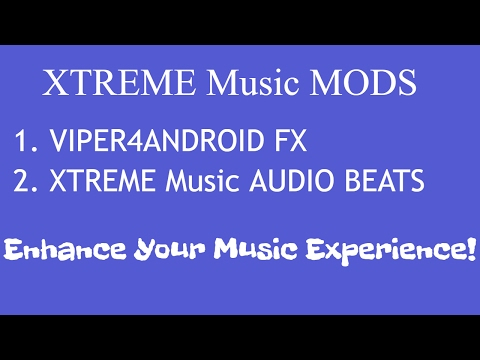 Improve Your Music Experience With Viper4Android & XTREME Music Audio Beats - Installation Guide