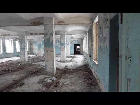 Кандалакша Военный городок Казарма