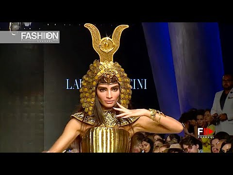 LAURA MANCINI 4th Arab Fashion Week Ready Couture & Resort 2018 - Fashion Channel