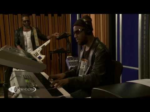"Robert Glasper performing ""Lift Off"" Live on KCRW"