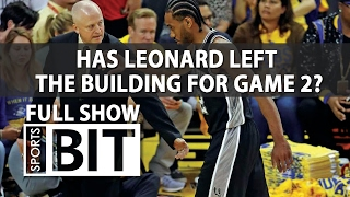 Sports BIT | Spurs-Warriors, Reds-Cubs & Betting Strategy | Tuesday, May 16