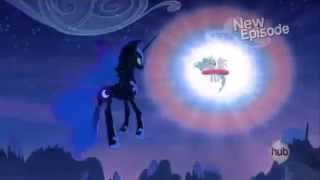 Repeat youtube video My Little Pony Friendship is Magic Twilight sees how Celestia banished Luna/Nightmare Moon