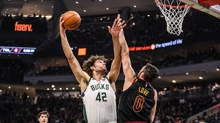 Highlights: Bucks 125 - Cavaliers 108 | 12.14.19