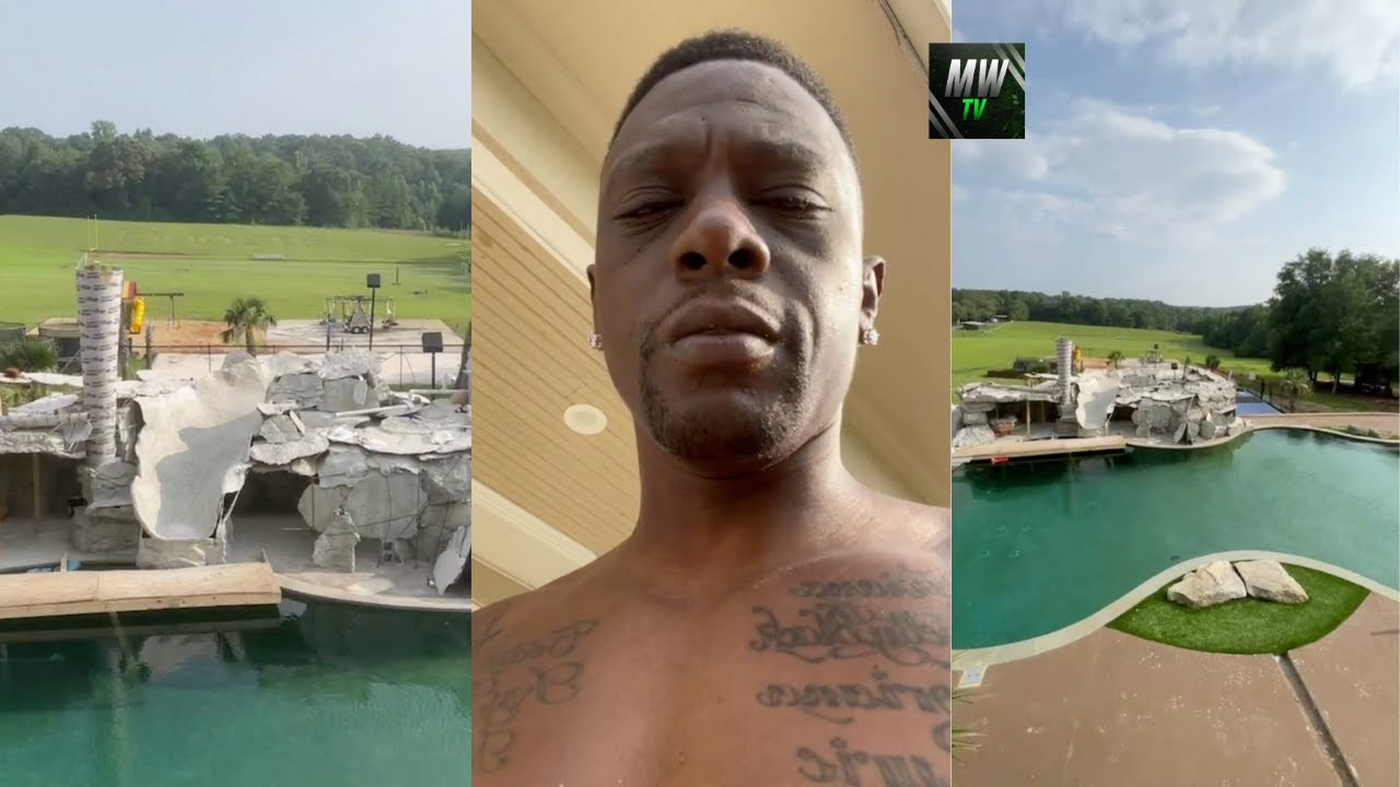 Boosie say he's building his own Water Park after getting kicked out of ATL Water Park
