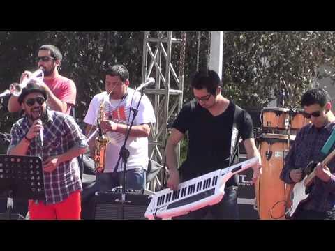 LOS PATA NEGRA /  ; Día de la música en La Serena 2015.