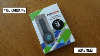 #150 Unboxing: Zegarek z Pro Evolution Soccer 2018 [PRE-ORDER] [PL]