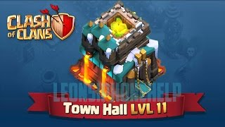 Clash of Clans NEW 2015 UPDATE! Town Hall 11, Wizard Prince, Gem Mines, New Troops & Update Id