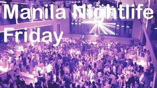 Manila Nightlife 2015 Friday Hooch Valkyrie Time Night Club by HourPhilippines.com
